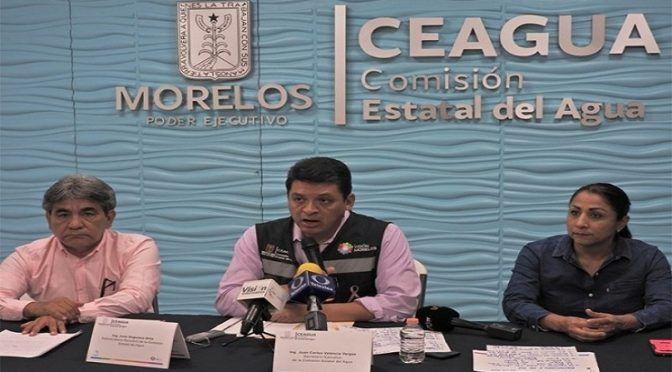 Inicia primer expo agua Morelos 2019 (Sur digital)