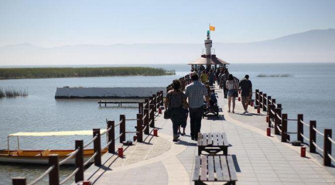 Alfaro descarta segundo acueducto para Chapala (Informador)