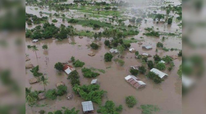 Aumentan a 350 los fallecidos tras ciclón que golpeó varios países de África (Tribuna)