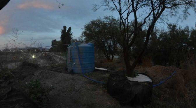 Guanajuato: Roban agua del humedal de los Carcamos para construir 'City center' (Periódico correo)