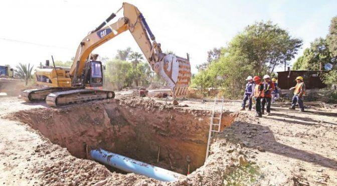 Mexicali: Agua para Constellation no tiene que ver con Estado (Crónica)