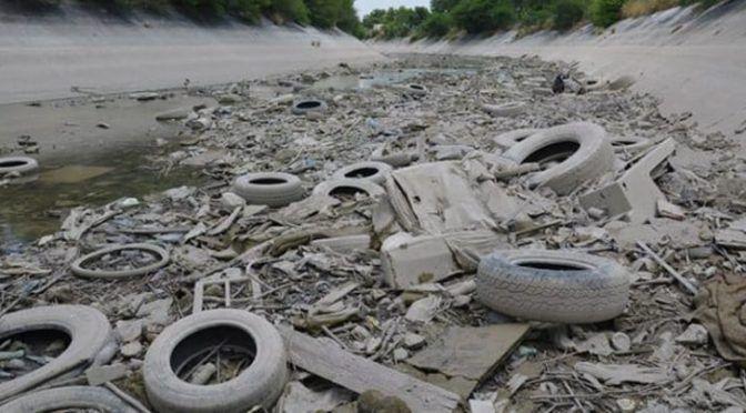 Tamaulipas: Detectan 30 canales y ríos contaminados (El mañana)