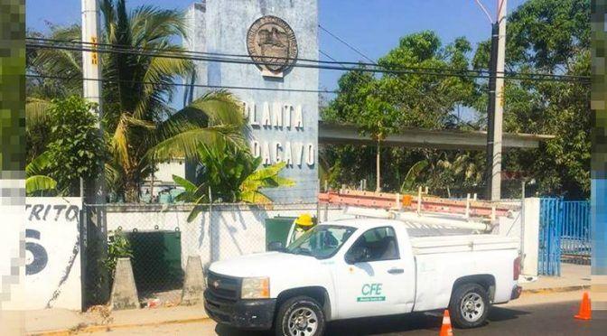 Reinician abasto de agua potable (El Sol Acapulco)