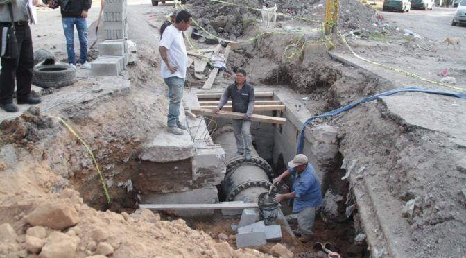 Detectan descarga de agua tratada (El Siglo de Torreón)