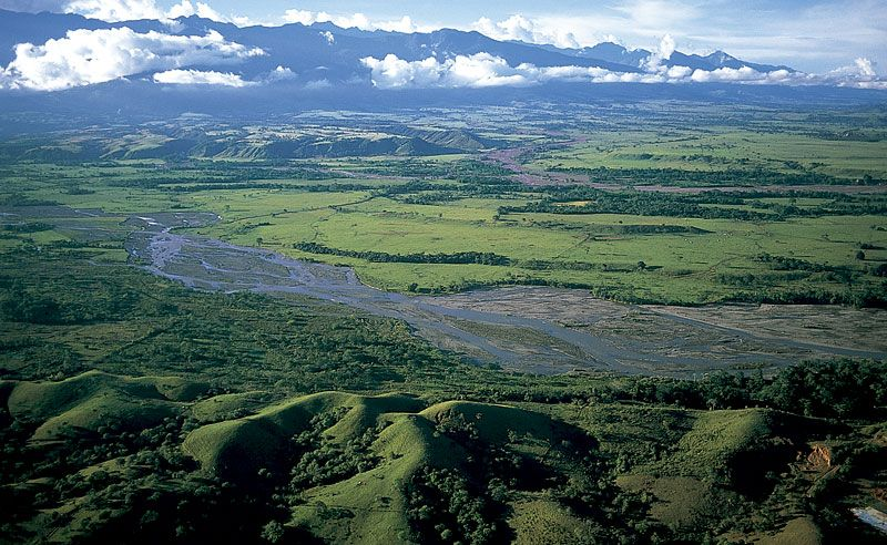 La gestión de las cuencas hidrográficas en España
