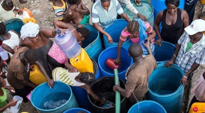 Más de 2000 millones de personas no tienen acceso a agua potable ni saneamiento básico (ONU noticias)