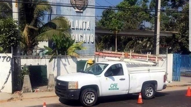 Acapulco: Afirma Edil pago a CFE por deuda de agua (Reforma)