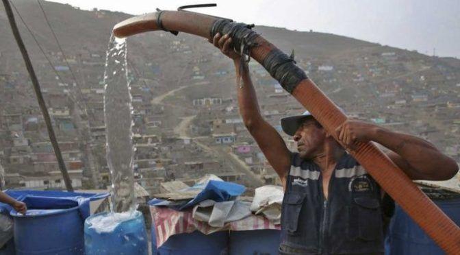 Siete incómodas preguntas sobre el agua y su situación crítica en el mundo ( La Prensa Gráfica)