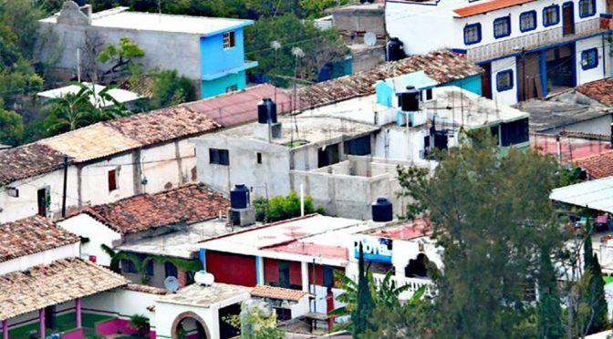 Puebla: Disminuye suministro de agua en Chila (El popular)