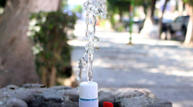 En Torreón se desperdicia el 60% del agua que se extrae  (Milenio)
