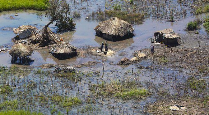 """África: """"una bomba de tiempo""""; confirman los primeros casos de cólera (La voz de Michoacán)"""