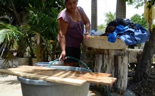 Falta de agua en alcaldías por tomas clandestinas (El Sol de Mexico)