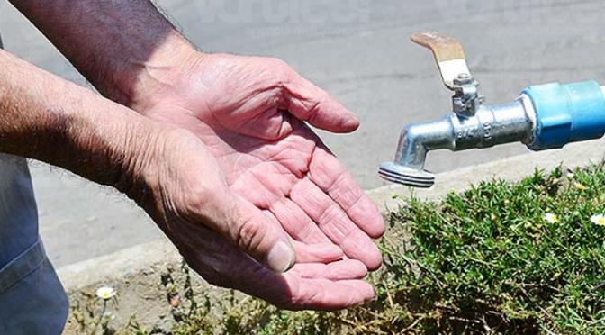 CDMX: Escasez de agua en el Edomex y convenios incumplidos (MILENIO)