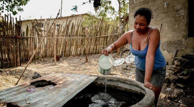 Día Mundial del Agua | Un calvario en la Costa (El Heraldo)