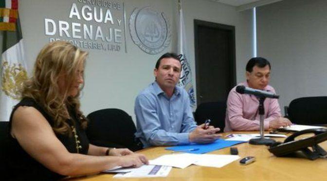 Monterrey: Avanza Agua y Drenaje ¡a la quiebra! (El horizonte)