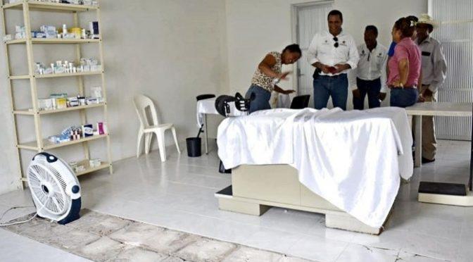 Centros de salud funcionan sin agua, ni drenaje, ni electricidad (Debate)