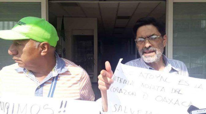 Oaxaca: Urgen activistas por rescatar el Atoyac (NVI Noticias)