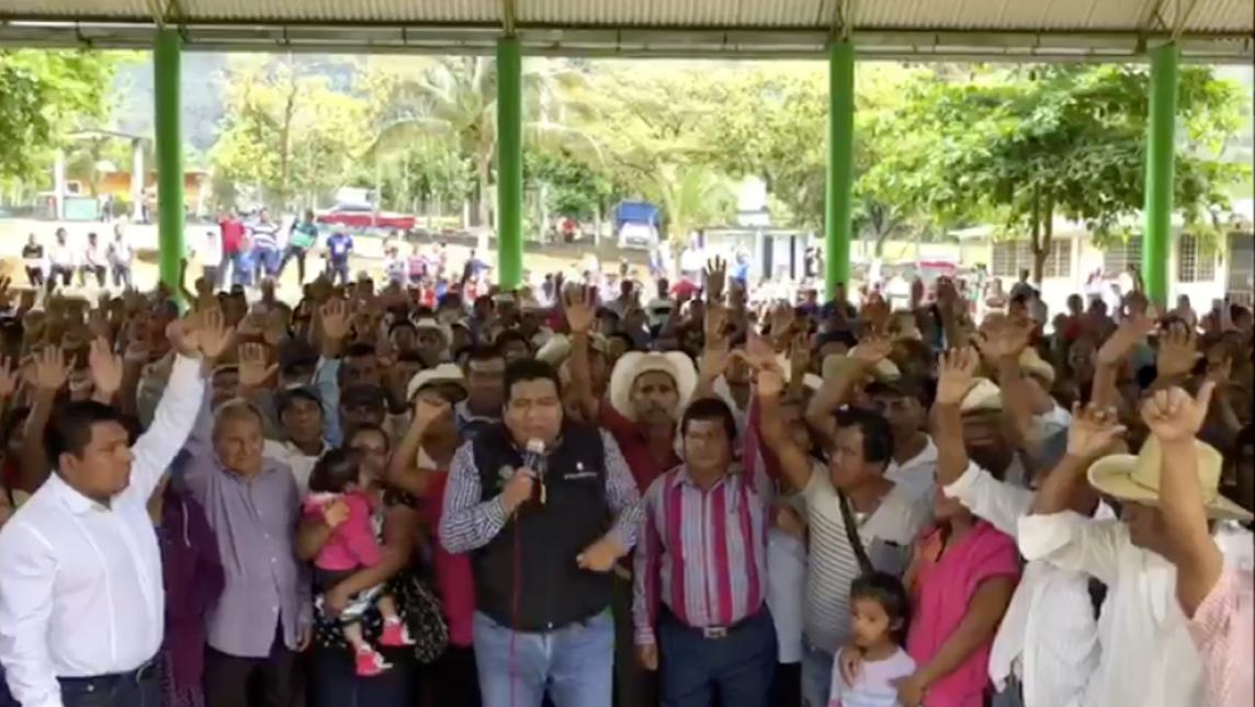 Piden consulta a pueblos originarios por agua (NVI Noticias)