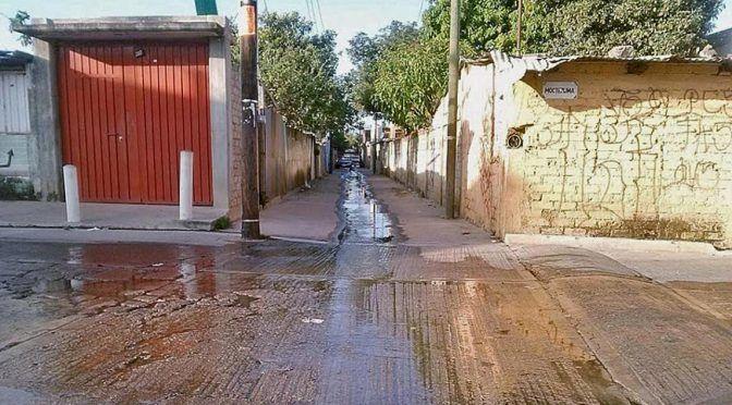 Agua: oro líquido en Oaxaca (Nvi Noticias)