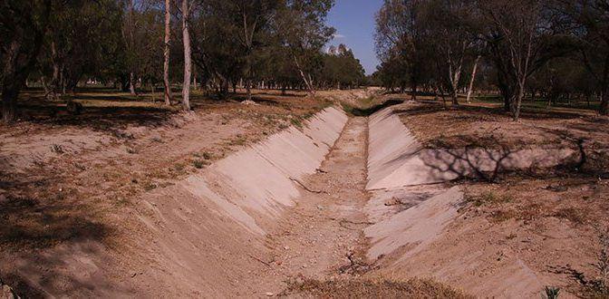 Inconclusa, obra para desfogar agua al Tangamanga 2 (Pulso PL)