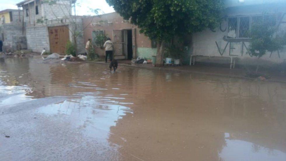 Coahuila: Se desborda canal de riego en ejido de Torreón (Vanguardia)