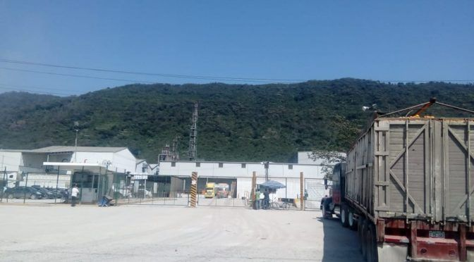 San Luis Potosí: Huehuetlán podrá monitorear contaminación de la juguera (Quadrantín)