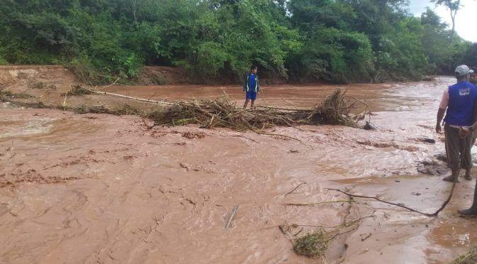 Bolivia: Lagunillas se declara en zona de desastre por desborde de laguna La Peña (éxito noticias)