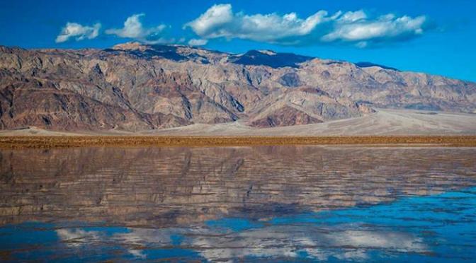 Aparece un lago en una de las zonas más secas de América del Norte (National Geographic)