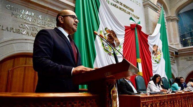Toluca: Legislatura aprueba exhorto para frenar fugas de agua (Milenio)