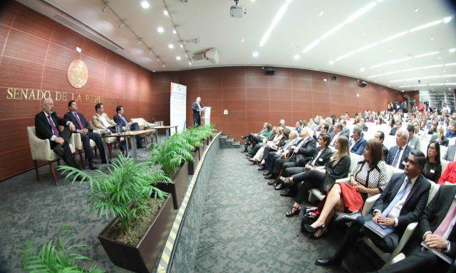 CDMX: Urge una nueva Ley de Aguas que brinde seguridad hídrica en el país (Senado de México)