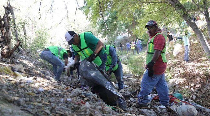 Saltillo: Sociedad y gobierno suman esfuerzos para promover los 50 días por el Agua (El Heraldo)