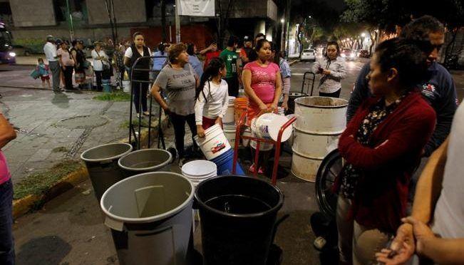 Llama Jiménez Cisneros a uso responsable del agua ante situación crítica (Megalopolis)