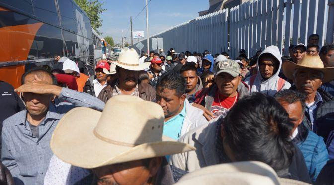 Exigen hñahñus de Hidalgo agua potable en sus comunidades (La jornada)