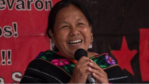 A AMLO no le interesa la vida de las comunidades: Marichuy (SDP Noticias)