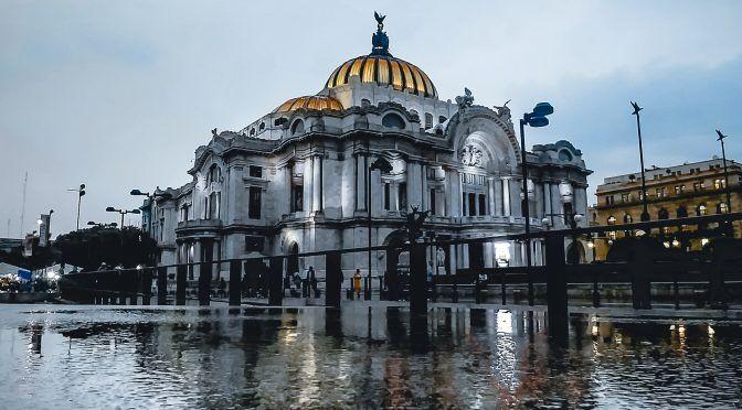 Tenochtitlán, de ciudad de agua, a ciudad seca (20 Minutos)