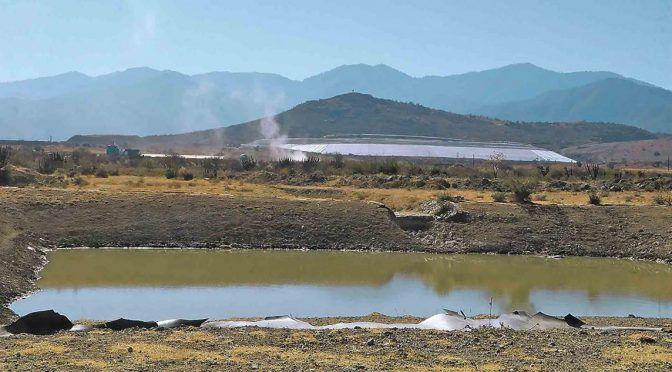 Oaxaca: Contaminó mina La Trinidad mantos acuíferos de Magalena, Ocotlán (NVI Noticias)
