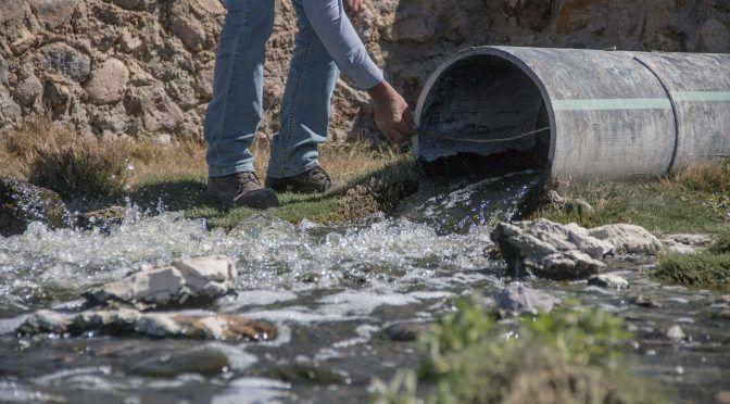 Zacatecas: Realizará Proepa investigación a aguas contaminadas (NTRzacatecas.com)
