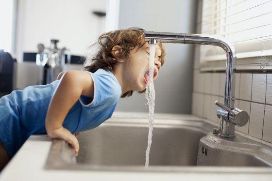 El agua no potable (infografía)
