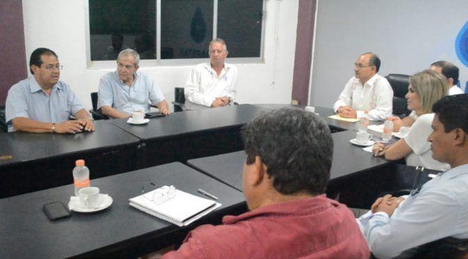 Chiapas: Designan a Cesar Antonio García Jiménez como director general de Coapatap (noticias Chiapas)