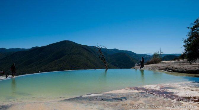 Oaxaca: Agua, un recurso no valorado. (El Universal)