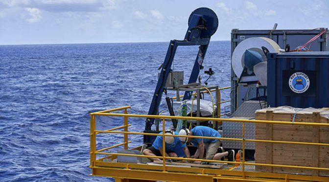 Inicia exploración de profundidades del Océano Índico (La Voz de Michoacán)