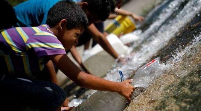 El agua: un derecho vital y urgente en el planeta (Panorama)