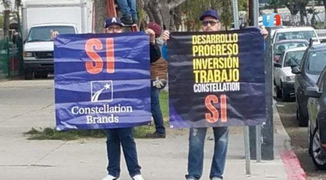Baja California: Apoya sindicato de cervecera comisión para estudiar tema del agua (unimexicali)