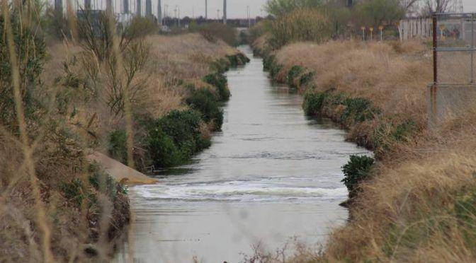 Amenaza la salud de vecinos planta tratadora de agua (El Mexicano)