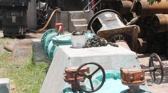 San Luis Potosí: Colonias sin agua por fallas en pozos (Pulso)