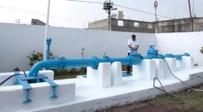CDMX: Rehabilitan cuatro pozos de agua potable en Ecatepec (La jornada)