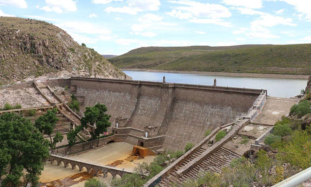 San Luis Potosí: Contaminación de Presa San José, sin solución (Plano informativo)