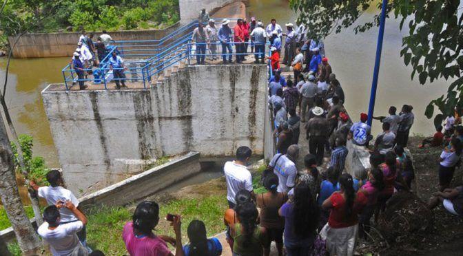 Veracruz: Vuelven a dejar sin agua a Coatza y Mina por toma de presa Yuribia (El dictamen)