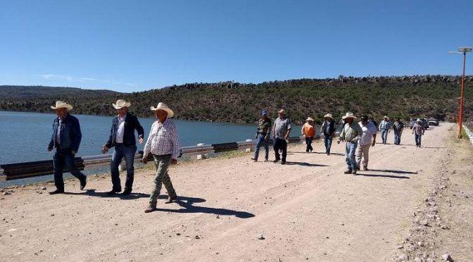 Perdidas millonarias por tapón en la presa Francisco Villa (El Sol de Durango)