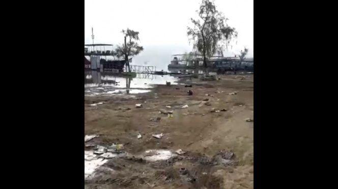 Nuevo León: Voluntarios limpian la presa y visitantes la ensucian al otro día (Excelsior)